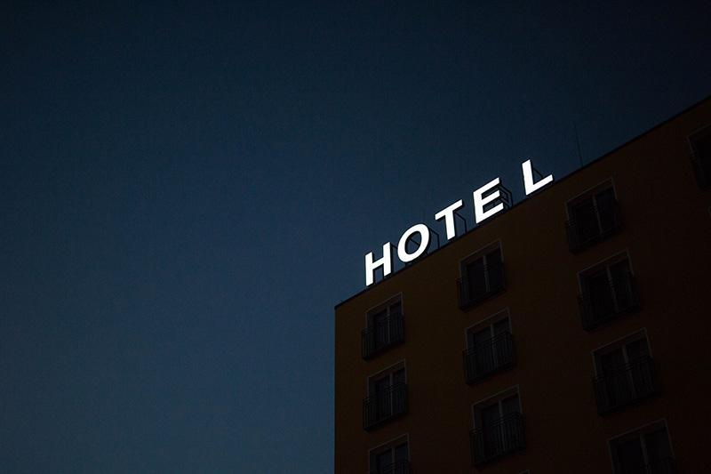 Hotel dekbed