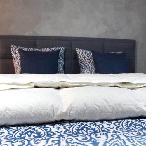 Loiva Premium 4-seizoenen 260x220 Donzen dekbed 90% Ganzendons