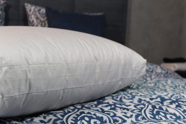 Nuvaro Goose Comfort 90% Boxmodel Donzen hoofdkussen