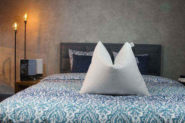 Nuvaro Goose Comfort 90% Donzen hoofdkussen