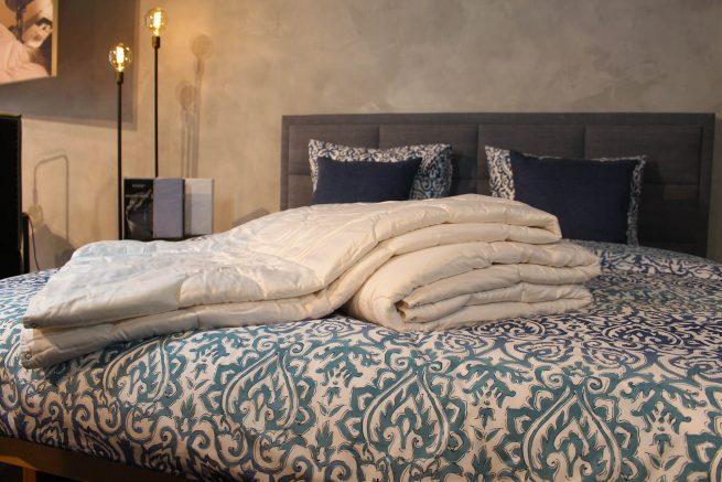 Nuvaro Merino de Luxe Wollen 4 Seizoenen Dekbed 260x220 100% zuiver Scheerwol
