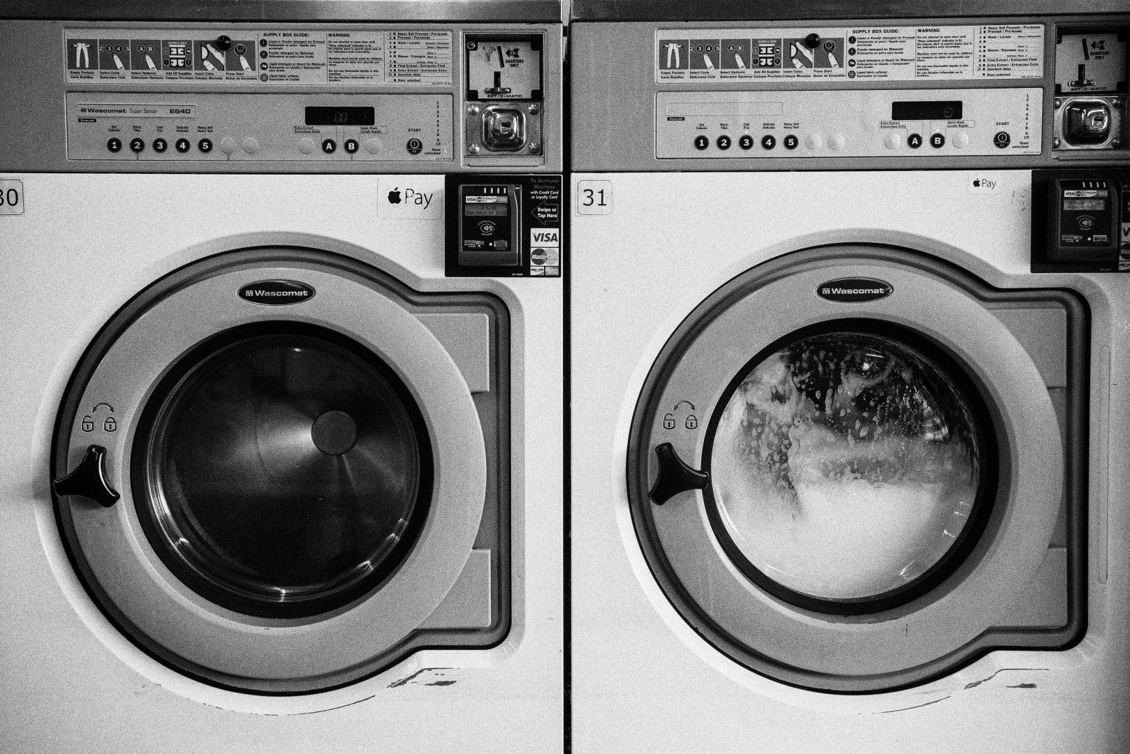 Dekbed wassen
