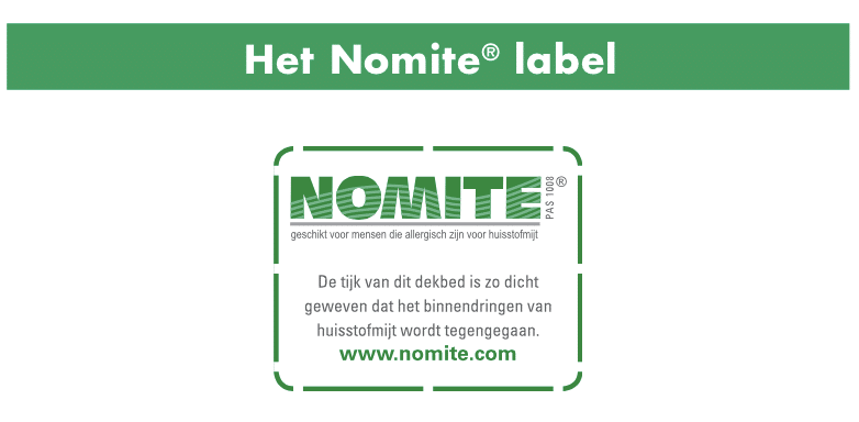 Nomite Label