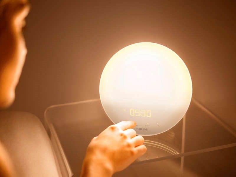 Philips HF3520 01 wake-up light