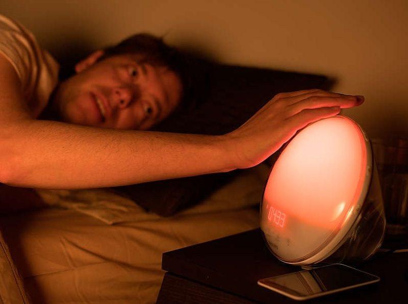 Philips HF3531 01 wake-up light