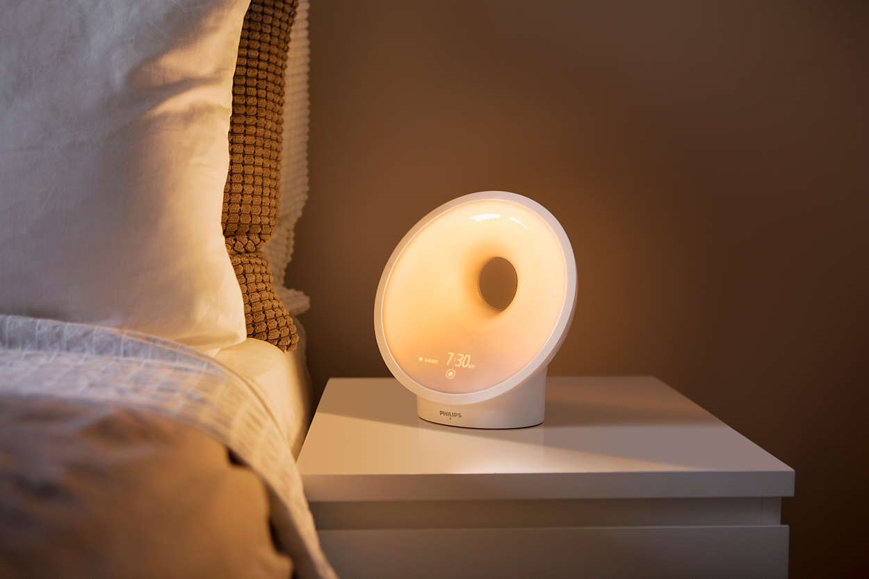 Philips Somneo beste wake up light
