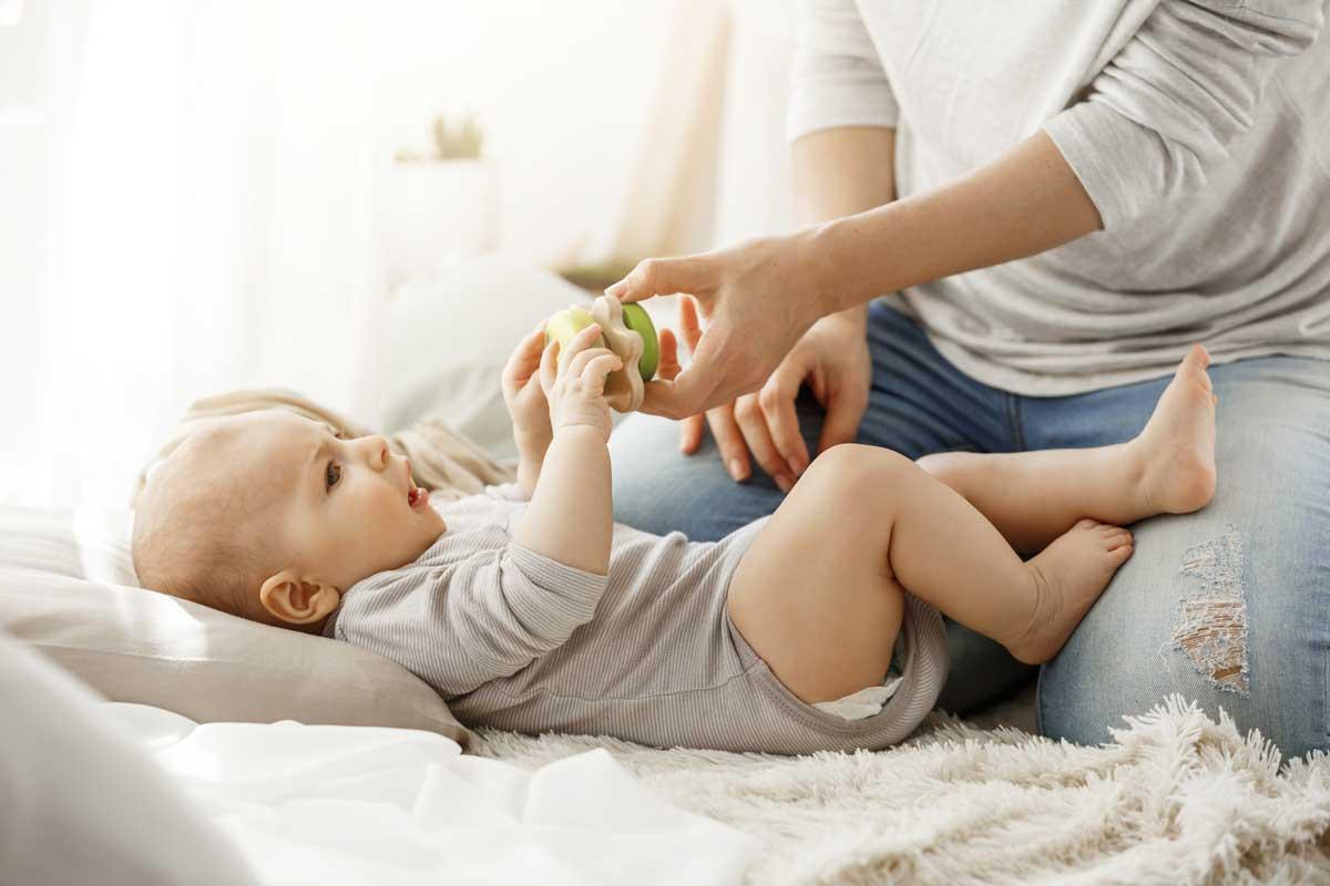 Baby-gadgets-spelen