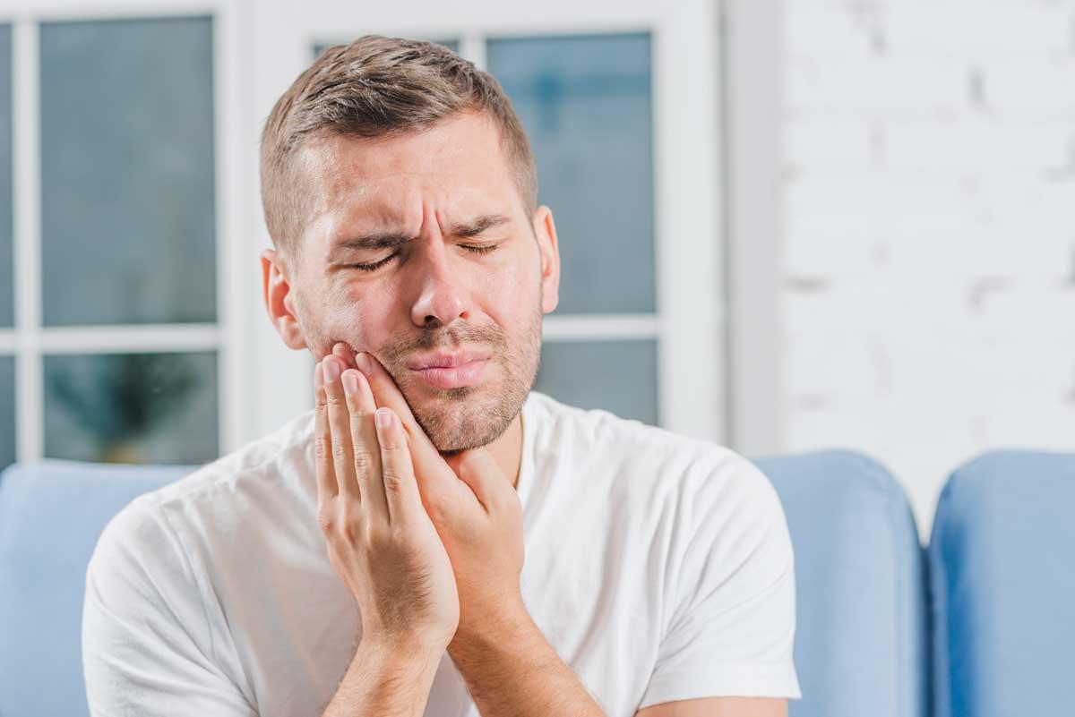 Tandpijn-door-knarsetanden