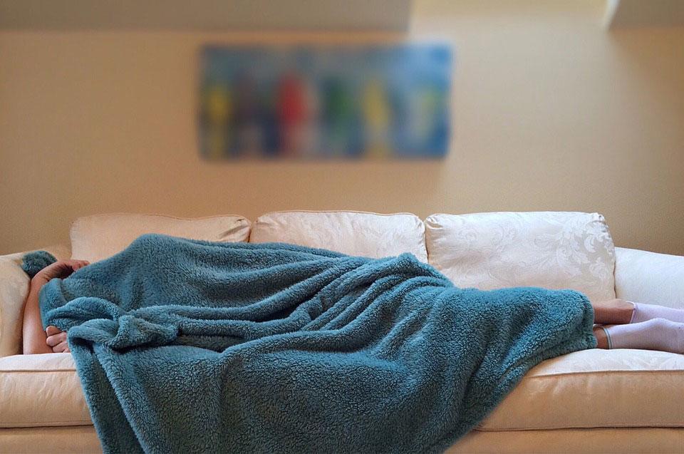 elektrische-deken-slapen